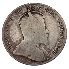Canada 1903 10 Cents Silver Coin in VG+ Condition KM #10