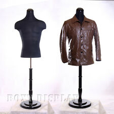Male Mannequin Manequin Manikin Dress Form #33Dd02-Jf+Bs-R02B