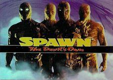 Spawn La Película Los Demonios propia tarjeta Chase de Inkworks