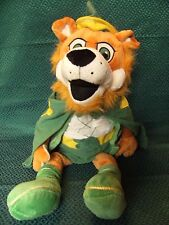"Lyons  Holiday Parks Plush Soft Toy lion 21"" approx"