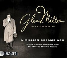 Glenn Miller and His Orchestra - A Million Dreams Ago [CD]