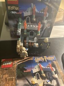 Lego Harry Potter 4731 + Boite + Notice