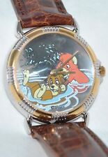 Disney The Fox & the Hound Watch 1994 Collector's Series III Movie Reel Tin MINT