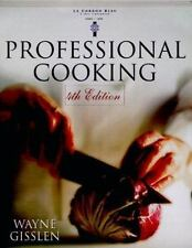 Cooking by Wayne Gisslen (1998, Hardcover)