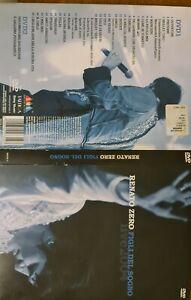 Renato Zero figli del sogno live 2004 2 dvd tattica