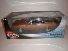 1/18 Hotwheels 1969 Dodge Charger