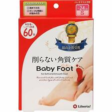 Baby Foot Easy Pack SPT 60 Minutes Type S ~ 24cm Size 35ml x 2 From Japan