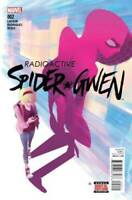 Radioactive Spider-Gwen #2 MARVEL COMICS Ongoing 2016 COVER A 1ST PRINT