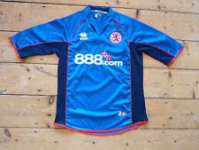 medium Middlesbrough Fc Football Shirt + Errea + Home Top + 2005/06 888.com