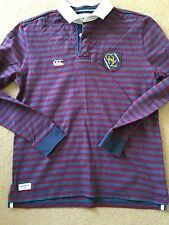 Canterbury Of New Zealand Rugby Shirt Ralph Lauren Gant