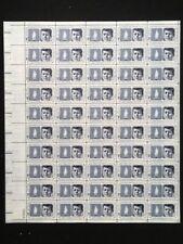 U.S: #1246 5-CENT JOHN F. KENNEDY MINT SHEET/50 NEVER HINGED OG
