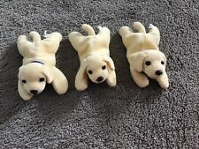 "6"" ANDREX PUPPIES BRAMBLE PEBBLES & STAR"