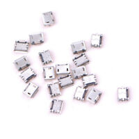 20pcs Mini USB Type B Female Socket 5-Pin Connector SMD Soldering BLCA