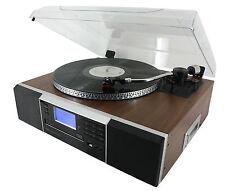 Soundmaster PL900 Plattenspieler mit Cd-brenner