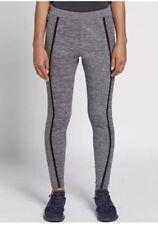Nike Women Sportswear Tech Knit Women's Leggings (809545-065) Sz L. Grey Oreo