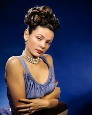 New 8x10 Photo: Golden Age of Hollywood Movie Film Star Actress Gene Tierney