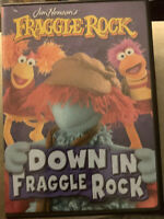 Jim Henson's Fraggle Rock - Down in Fraggle Rock (DVD, 2005) (New/Sealed)