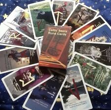 Rune Oracle Cards by Celtic Seers - Rune Cards