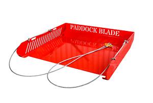 B-PB - British Paddock Blade - For Compact Tractors, ATV's & 4x4's