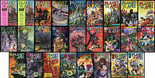Planet of the Apes Adventure Comics 1990 complete series 1-24 w/ Annual Lot Set
