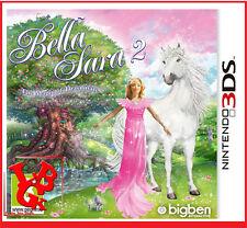 BELLA SARA 2 Nintendo 3DS 2Ds The Magic of Drasilmare jeu video console portable