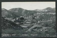 AZ Miami RPPC 1940's INSPIRATION COPPER MINE & Mill by L.L. Cook No. C-181