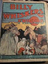 Vintage Billy Whiskers Friends Brewer Barse & Co Chicago