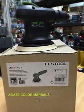 Levigatrice rotorbitale pneumatica Festool LEX 2 150/7 professionall !!!!!