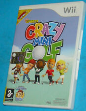 Crazy Mini Golf - Nintendo WII - PAL