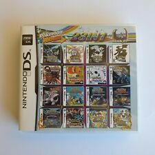 23 in 1 NDS Game Pack Pokemon Album Cartridge for Nintendo DS 2DS 3DS - Local