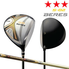 HONMA BERES S02 T9 DRIVER 3 STAR ARMRQ6 49 SHAFT 9* REGULAR RH NEW MADE IN JAPAN