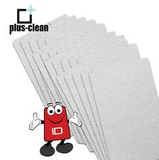 Plus Clean D/S Adhesive Clean Cards for Plastic Card Printers CR80 Size - 1 Card