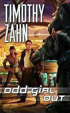(Good)-Odd Girl Out (Quadrail SF Thrillers) (Mass Market Paperback)-Zahn, Timoth