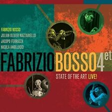 Fabrizio Bosso - State Of The Art: Live [New CD] Italy - Import