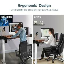 Electric Adjustable Standing Desk Frame Height Adjustable for Home Office Table