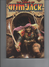THE LEGEND OF GRIMJACK VOL  7-TPB (IDW 2007 )1ST PRINT -VF+
