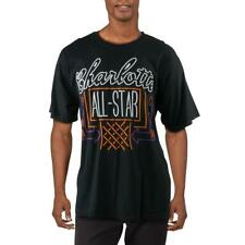 Puma мужская всех звезд черный хлопок фитнес спортивная футболка Xl bhfo 6992