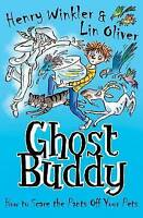 """AS NEW"" How To Scare The Pants Off Your Pets (Ghost Buddy), Oliver, Lin, Winkle"