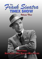 The Frank Sinatra Timex Show Vol. 3 - Classic TV DVD