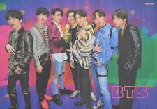 BANGTAN BOYS - A3 Poster (ca. 42 x 28 cm) - BTS Clippings Fan Sammlung NEU