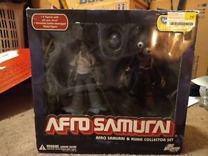 Afro samurai Action Figure
