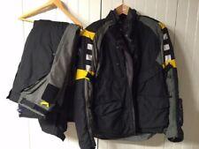 BMW Motorrad Rallye 2015 Black/Yellow Off Road Adventure Touring Suit, All Sizes