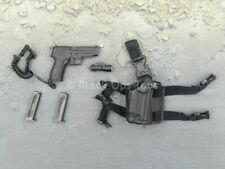 1/6 Scale Toy U.S. Navy Seal HALO Jumper - SIG Pistol w/Drop Leg Holster