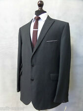 Men's Taylor & Wright Grey 3 Piece Suit 44R W38 L25 SHORT TROUSERS CC1214
