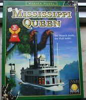 Mississippi Queen Gesellschaftsspiel  3-5 Spieler ab 10 Jahre