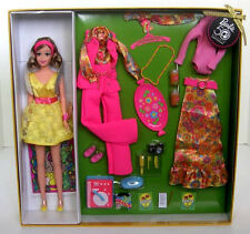 Most Mod Party Becky Barbie Doll NRFB Vintage Reproduction 2009 mattel