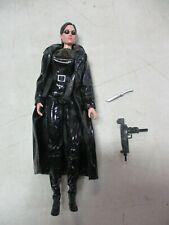 2000 Warner Bros Matrix Trinity 12 Inch Action Figure