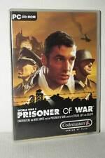 PRISONER OF WAR GIOCO USATO BUONO STATO PC CD ROM VERSIONE ITALIANA RS2 51040