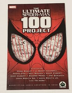 The Ultimate Spider-Man:100 Project The Hero Initiative TPB Marvel  NM