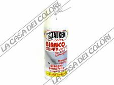TALKEN - SPRAY - BIANCO SUPERCOPRENTE - 400 ml - CON AZIONE ANTIMUFFA